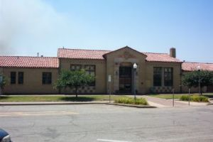 Abilene, Kansas depot, now the Abilene Visitors' Center