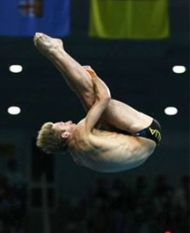 Matthew Mitcham's Gold Winning Dive