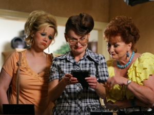"Caroline Rhea, Beth Grant, and Ann Walker on ""Sordid Lives"""