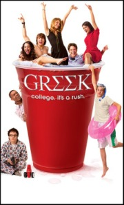 Greek comes on at 7 PM on ABC Family.