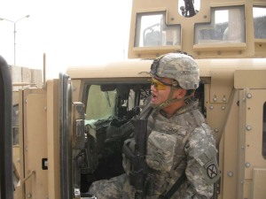 Lt. Dan Choi, discharged Arab Linguist