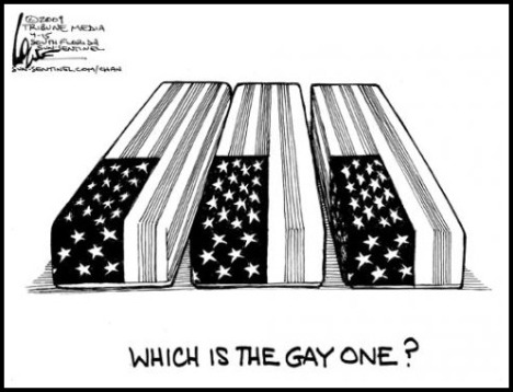 Which Is the Gay one