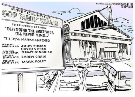 First Church of GOP