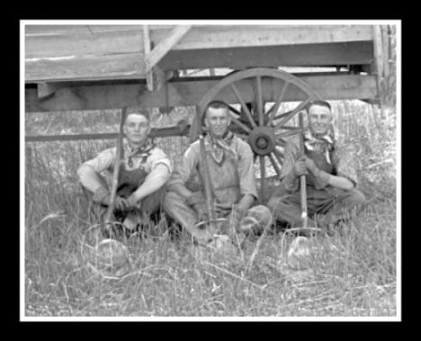 Harvest Crew, July 7, 1912