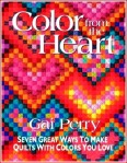 Color from the Heart